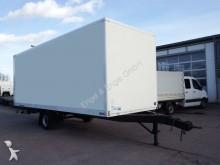 remorque Saxas AKD 73-5-Z Einachsanhänger Koffer Portaltüren