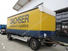 rimorchio Schmitz Cargobull MILDNER ZPS 180 7,3 M Schiebeplanen Türen