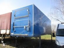 Schmitz Cargobull SAXAS WK074-16 DURCHLADE 7,4 M Trockenfracht