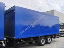 remorque Schmitz Cargobull ZKO 18 / LBW DAUTEL 2000 / SAF-Achsen