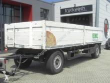 rimorchio Schwarzmüller PA 2/E / BPW-Achsen / Baustoffanhänger
