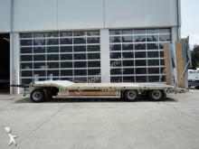 przyczepa do transportu sprzętów ciężkich Moeslein