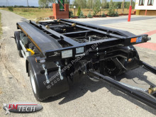 rimorchio Emtech 2 osiowa do przewozu kontenerów rolkowych typu KP
