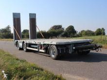 SAF Anhänger Maschinentransporter