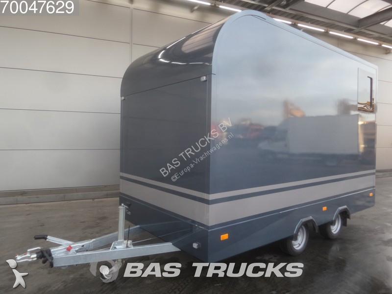 Remolque Anssems Remorques MSX2 Pferdetransporter Paardenwagen Horse truck Horsemobil