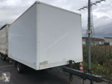 n/a Christmann 1 Achs trailer