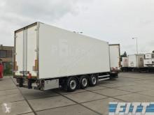 Van Eck mono temperature refrigerated trailer