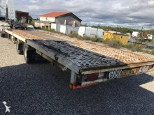 Leveques porte engin heavy equipment transport