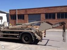 przyczepa do transportu kontenerów Leciñena