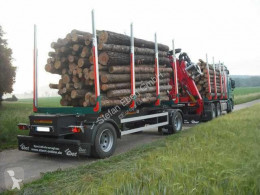 n/a timber trailer
