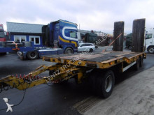 Goldhofer 30000KG GESAMTGEWICHT-BLATT heavy equipment transport