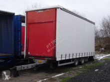 Ifor Williams tarp trailer