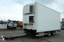 aanhanger koelwagen mono temperatuur Van Eck