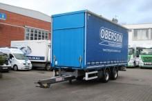 Fruehauf Fruehauf Tándem Jumbo-trailer, Ejes SAF Anhänger