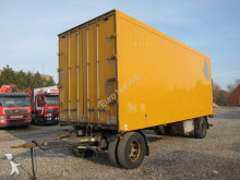 Kel-Berg 20 T. ALU BOX M/LIFT trailer