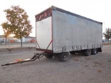 Leciñena tauliner trailer