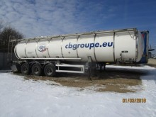 Van Hool tanker trailer