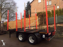 Doll Tandem Holztransporter trailer