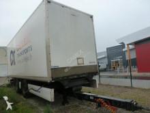 remolque furgón Samro