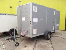 przyczepa furgon używana