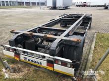aanhanger chassis Krone