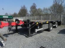 Hüffermann container trailer
