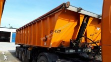 Stas construction dump trailer