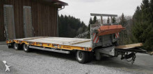 gebrauchter Anhänger Maschinentransporter