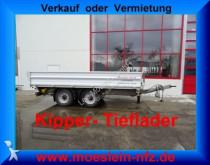 remorque Moeslein 14 t Tandemkipper Tieflader