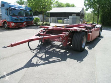 n/a MS-Parts Jumbo Lafette Palettenk. TOP TÜV neu! trailer