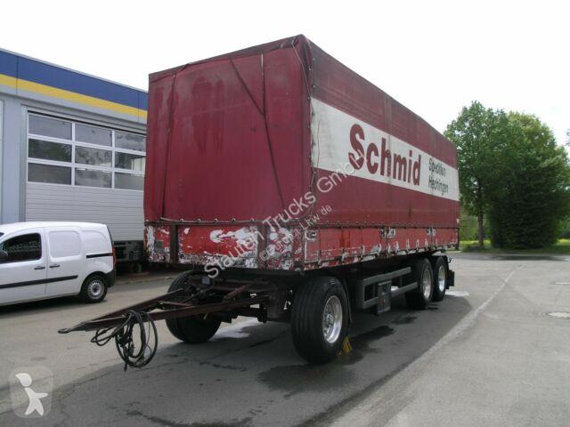 Ver as fotos Reboque nc Kumlin Getreidekipper-Schieber ALU Luftgefedert