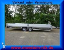Moeslein dropside flatbed trailer