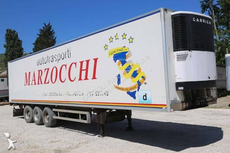 Przyczepa Acerbi Modello: Semirimorchio, Frigorifero, 3 assi, 13.60 m