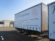 Kässbohrer tautliner trailer