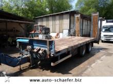przyczepa do transportu sprzętów ciężkich Blomenröhr