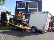 Hapert Plateau Basculant trailer