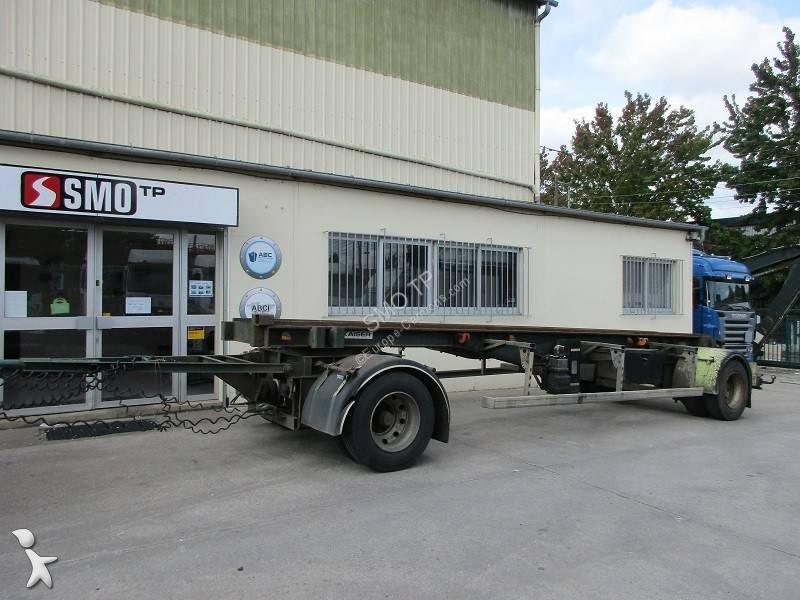Trax  trailer