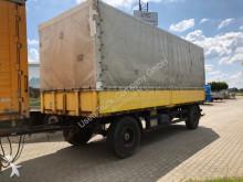 Wackenhut A 18 m. Ladebordwand trailer