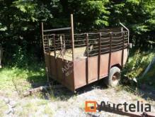 k.A. Anhänger Pferdetransporter