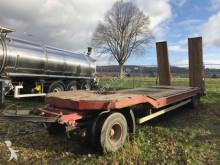 przyczepa do transportu sprzętów ciężkich Müller-Mitteltal