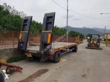 Bertoja Anhänger Maschinentransporter