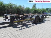 прицеп грузовое шасси Schmitz Cargobull