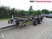 remolque Schmitz Cargobull ZWF 18 - Midi - Abstellhöhe 1120 bis 1320 mm