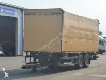 Orten beverage delivery flatbed trailer