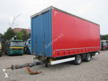 Krone tarp trailer