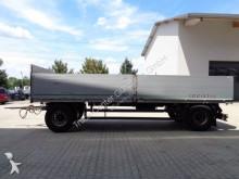 przyczepa platforma burtowa Schmitz Cargobull