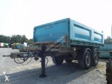 remolque Schmitz Cargobull Tandemkippanhänger ZKI 18 Kippanhänger