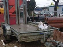 Ecim flatbed trailer