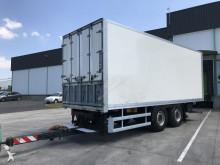 прицеп фургон для переезда Trouillet