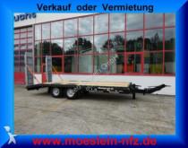 reboque Moeslein Neuer Tandemtieflader, 6,28 m Ladefläche